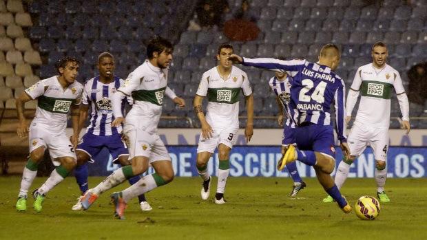 Deportivo z nowym golkiperem