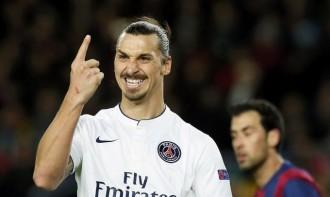 Ibrahimović prowokuje CR7: Jest tylko jeden Ronaldo, Brazylijczyk