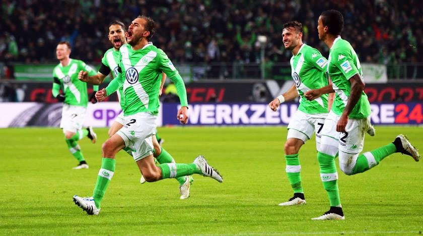 Wolfsburg znów lepszy od CSKA
