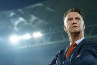 Louis van Gaal: Guardiola jest zbyt zajęty własną drużyną