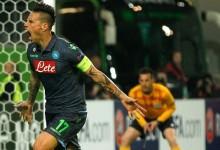 Marek Hamsik opuszcza Napoli