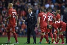 Męczarnie Liverpoolu