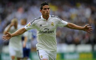 Carlo Ancelotti chce Jamesa Rodrigueza w Realu Madryt