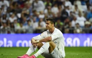 Pięć meczów zawieszenia dla Ronaldo!