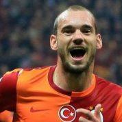 Sneijder w OGC Nice!