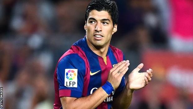 Miesiąc przerwy napastnika FC Barcelony