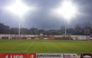 I Liga: Bez bramek w Chojnicach