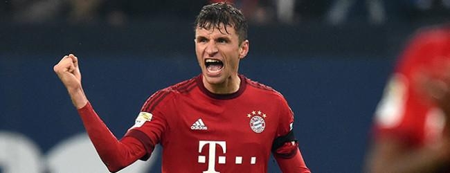 Napastnik Bayernu Monachium zawieszony w Lidze Mistrzów