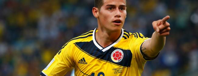 Martinez: James rozczarowany po zwolnieniu Carlo Ancelottiego