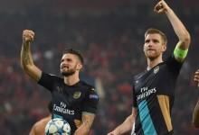 Arsenal w następnej fazie LM!