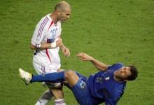 Materazzi po mistrzowsku trolluje Zidane'a