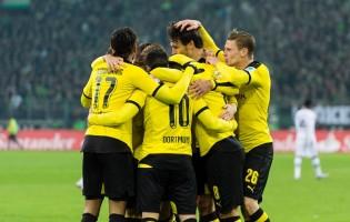 Bundesliga: 5 bramek w Dortmundzie!