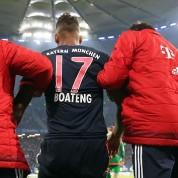 Boateng latem myślał nad zmianą klubu