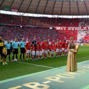 HSV i RB Leipzig pierwszymi półfinalistami Pucharu Niemiec