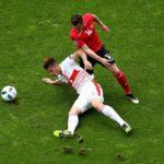 Skromne zwycięstwo Szwajcarii