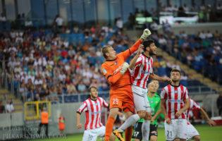 Lotto Ekstraklasa: Cracovia odniosła przekonujące zwycięstwo