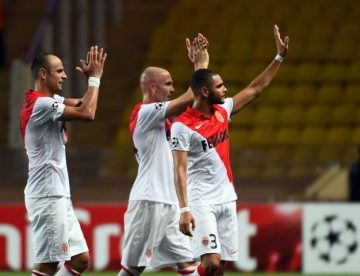 Monaco ogrywa Montpellier w arcyciekawym spotkaniu