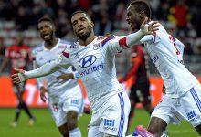 Lyon minimalnie lepszy od Rennes, Grosicki nie grał