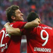 Bundesliga: Bayern wygrywa z Köln. Bramka Lewandowskiego!