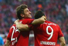 LM: Lewandowski znów strzela, a Bayern wygrywa