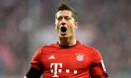LM: Bayern lepszy od PSG, Lewandowski z bramką!