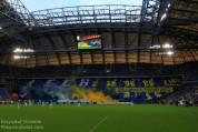 Ekstraklasa: Lech traci punkty z beniaminkiem
