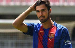 Andre Gomes chce odejść z Barcelony
