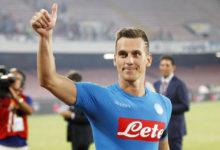 Napoli złapało Byki za rogi. Kolejny gol Milika