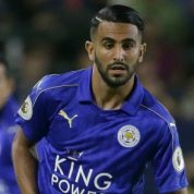 Riyad Mahrez blisko transferu do Manchesteru City