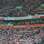 UEFA może ukarać PZPN za zachowanie kibiców