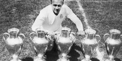 Legendarni #8 Alfredo Di Stefano