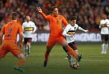 Holandia sensacyjnie pokonuje Niemców!
