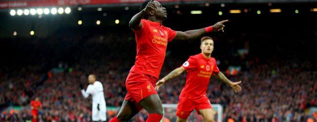 LM: Liverpool gromi i wygrywa grupę
