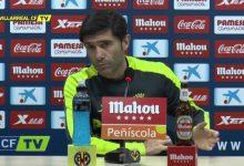 Marcelino: Dwie porażki nie są oznaką potrzeby wzmocnienia Valencii