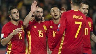Grupa F: Hiszpania zapewniła sobie awans na EURO 2020!
