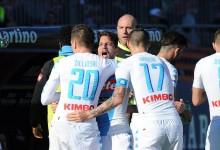Serie A: Napoli wygrywa na wyjeździe. Bramka Zielińskiego