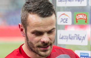 Kluby Lotto Ekstraklasy zainteresowane Pawłem Brożkiem