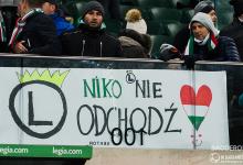 Nikolić pożegnał się z fanami Legii