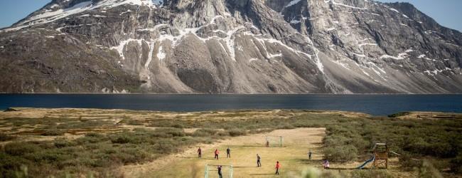 Grenlandia: Gdy na przekór wszystkiemu starasz się spełniać swoje futbolowe marzenia. cz. 2
