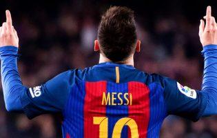 100 goli Leo Messiego w Lidze Mistrzów