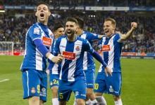 Szczęśliwy triumf Espanyolu