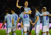 Celta Vigo w ćwierćfinale ligi europejskiej