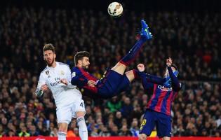 Pique: Po raz pierwszy czuje się gorszy od Realu Madryt