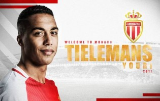 Oficjalnie: Youri Tielemans w AS Monaco