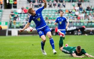 Nice 1.Liga: Ruch Chorzów traci zwycięstwo w końcówce