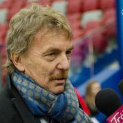 Zbigniew Boniek: Trener mówi, że taki właśnie mecz był mu potrzebny