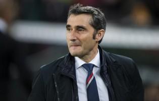 Ernesto Valverde: Mecz z Lyonem będzie dla nas trudnym sprawdzianem