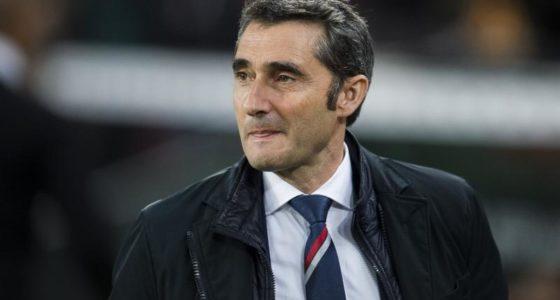Ernesto Valverde: Nie mogliśmy ryzykować wstawienia Messiego od początku