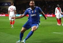 Higuain bohaterem Juventusu