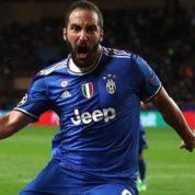 Higuain nie zamierza opuścić Juventusu